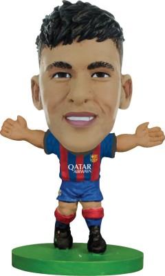 Soccerstarz Barcelona Neymar Jr (No Mohican) - Home Kit (2015 version) /Figures