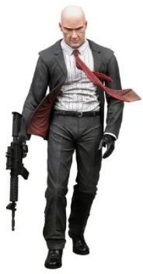 Unknown Neca Player Select Series 1 Agent 47 Hitman Blood Money