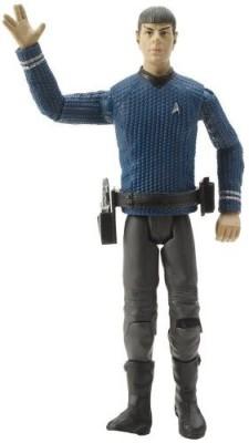 Star Trek 6,, Spock in Enterprise Outfit