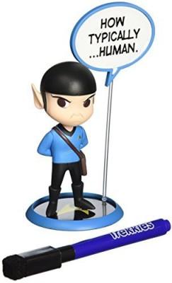 Quantum Mechanix Trekkies Spock Qpop