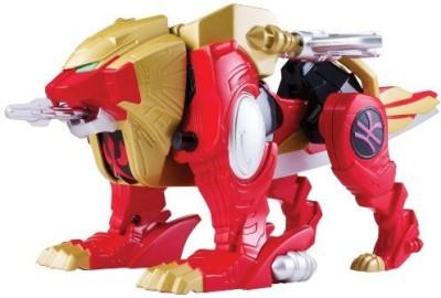 Power Rangers Power Rangers Super Megaforce - Wild Force Red Lion