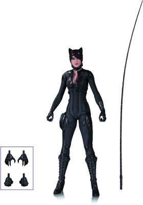 DC Collectibles Batman Arkham Knight Catwoman Action Figure
