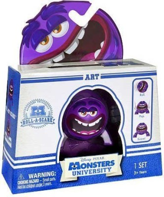 Spin Master Disney Pixar Monsters University Rollascare Monsters Art