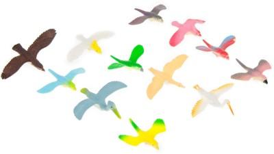 Neo Gold Leaf Birds