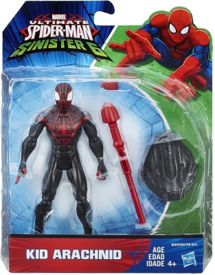 Hasbro Ultimate Spider-man Sinister 6- Kid Arachnid