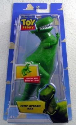 Disney Pixar Story Jump Attack Rex