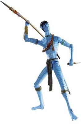 Mattel James Cameron's Avatar Movie Masters Avatar Jake Sully Figure