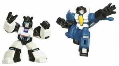 Transformers Robot Heroes > Autobot Jazz & Thundercracker