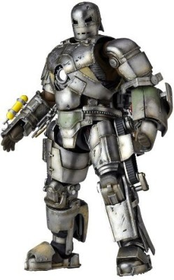 Animewild Revoltech Series No045 Scifi Super Poseable Iron Man Mark 01