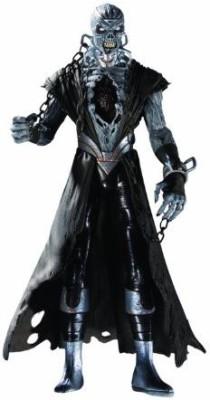 DC COMICS Blackest Night: Series 5: Black Lantern Nekron Action Figure