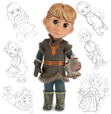 Disney Frozen Kristoff Animator Toddler Doll
