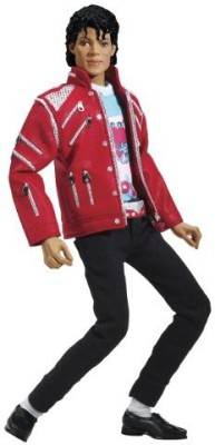 Playmates Michael Jackson 10 Beat It Collector