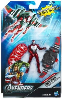 Hasbro Avengers Iron Man Dive Bomb Mission
