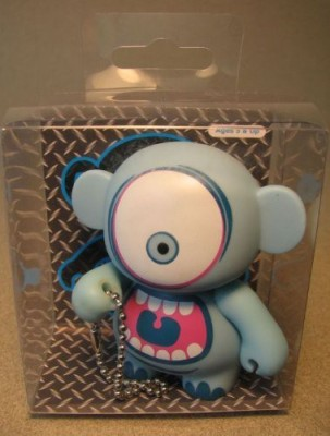 Monskey Series 25 Mondo (Pale Blue 1Eyed Monster)