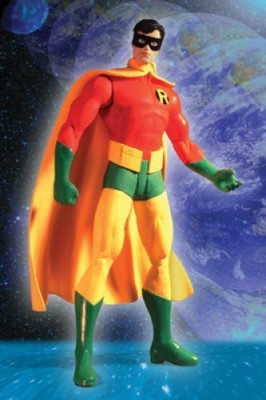 DC COMICS Direct Crisis On Infinite Earths Series 1 Earth 2 Robin