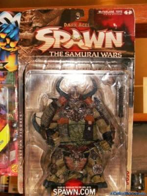 Spawn Dark Ages Dojo The Samurai Wars