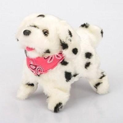Haktoys My Little Puppy Flip Over Puppyflipswalkssitsbarks Dalmatian