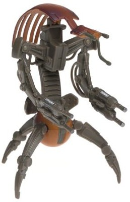 Hasbro Star Wars Clone Wars Destroyer Droid With Battle Launcher