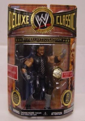 WWE Jakks Pacific Wrestling Exclusive Deluxe Classic