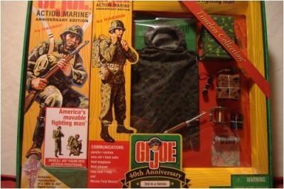 G I Joe Marine 40Th Anniversary 3
