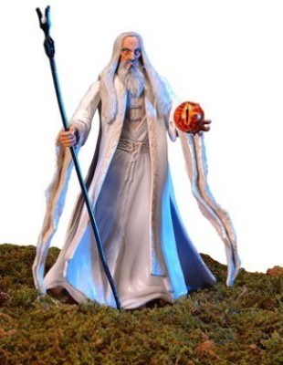 The Lord Of The Rings Two Towers Saruman The White
