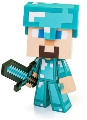 Spin Master Minecraft Diamond Sword Armor Steve 6