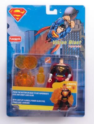 Funskool Superman Vision Blast Action Figure