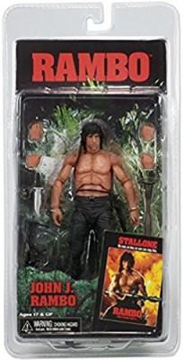 NECA Rambo First Blood Part Ii 7
