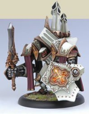 Privateer Press Protectorate Of Menoth Avatar Model Kit