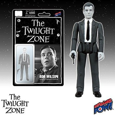 Bif Bang Pow! The Twilight Zone Bob Wilson 3 3/4Inch