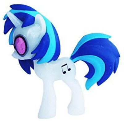 My Little Pony Funko Mystery Mini Glowinthedark Dj P0N3 [Vinyl Scratch]