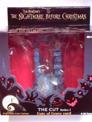 Jun Planning Nightmare Before Christmas/Gate Of Graveyard The Cut S1