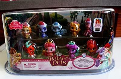 Disney Palace Pets Mini Set Of 9