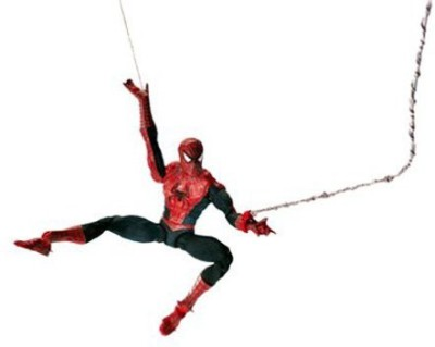 Spiderman 2 The Movie Web Climbing With Bendy Web Traps