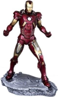 Iron Man Marvel Movie 3 Mark Vii Prepaint Model Kit 1/6 Scale