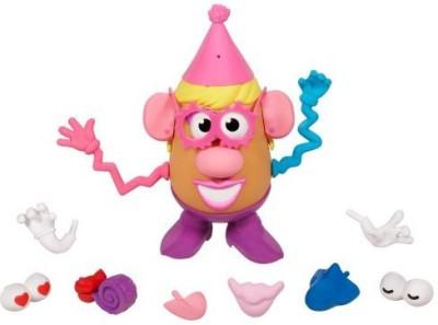 Mr Potato Head Playskool Party Spudette Figure