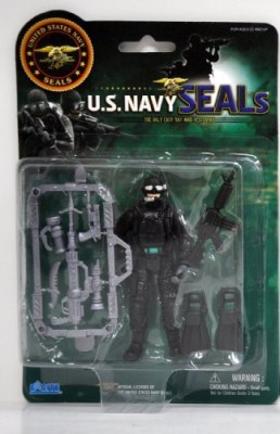 Navy Seals United States Navy Seal With Accessories Water Gear(Styles