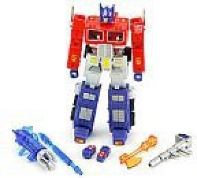 Tomy Transformers Robot Masters Rm01 G1 Optimus Prime