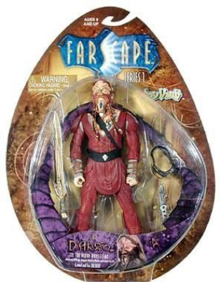 Farscape Special Edition > Dargo (Til The Blood Runs Clear)