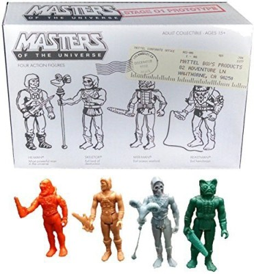 Super7 Sdcc 2015 Exclusive Masters Of The Universe 3 3/4 Inch