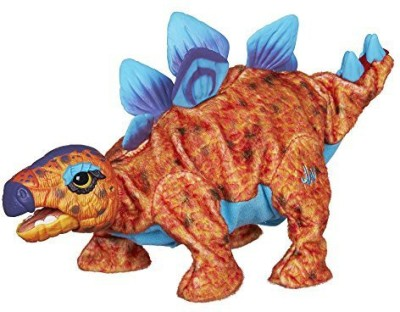Jurassic Park Jurassic World Stompers Stegosaurus