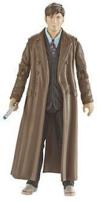 Doctor Who Wave 3 Articulated The Tenth Doctor375 Inches