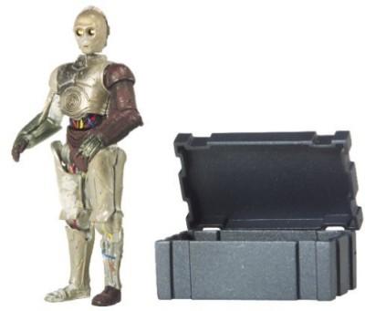 Star Wars AOTC C-3PO MOC