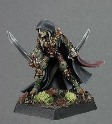 Reaper Deladrin (Female Assassin)