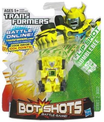Hasbro 1 X Transformers Bot Shots Stunt And Speed Shots Set