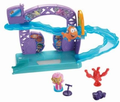 Bubble Guppies Fisherprice Rock And Roll Stage