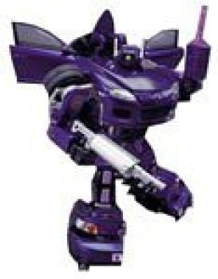 Takara Transformers Binaltech Bt13 Mazda Rx8 Laserwave