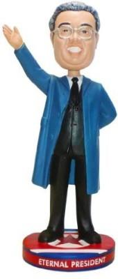 Off the Wall Toys North Korea Kim Il Sung Dictator Collector Bobblehead