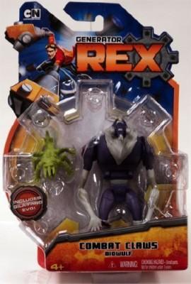 Mattel Generator Rex Biowulf