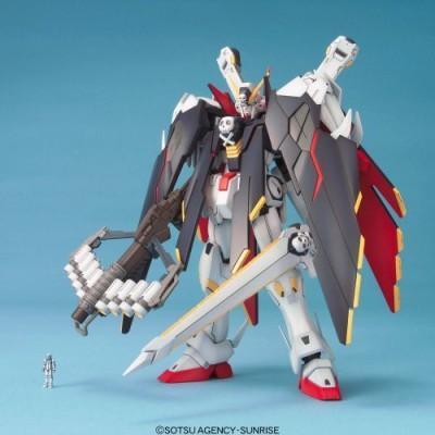 Gundam XM-X1 Crossbone Full clothes MG 1/100 Scale